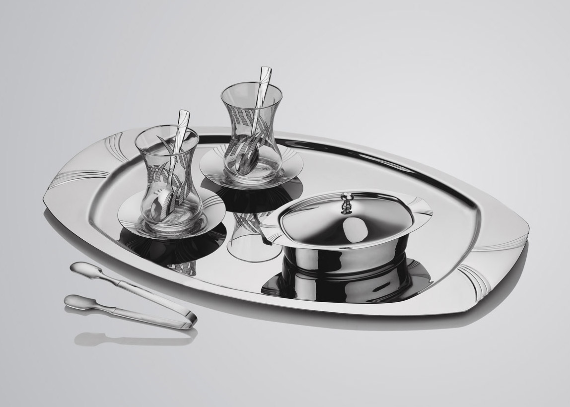 Model: Destan Firuze Tea Sets