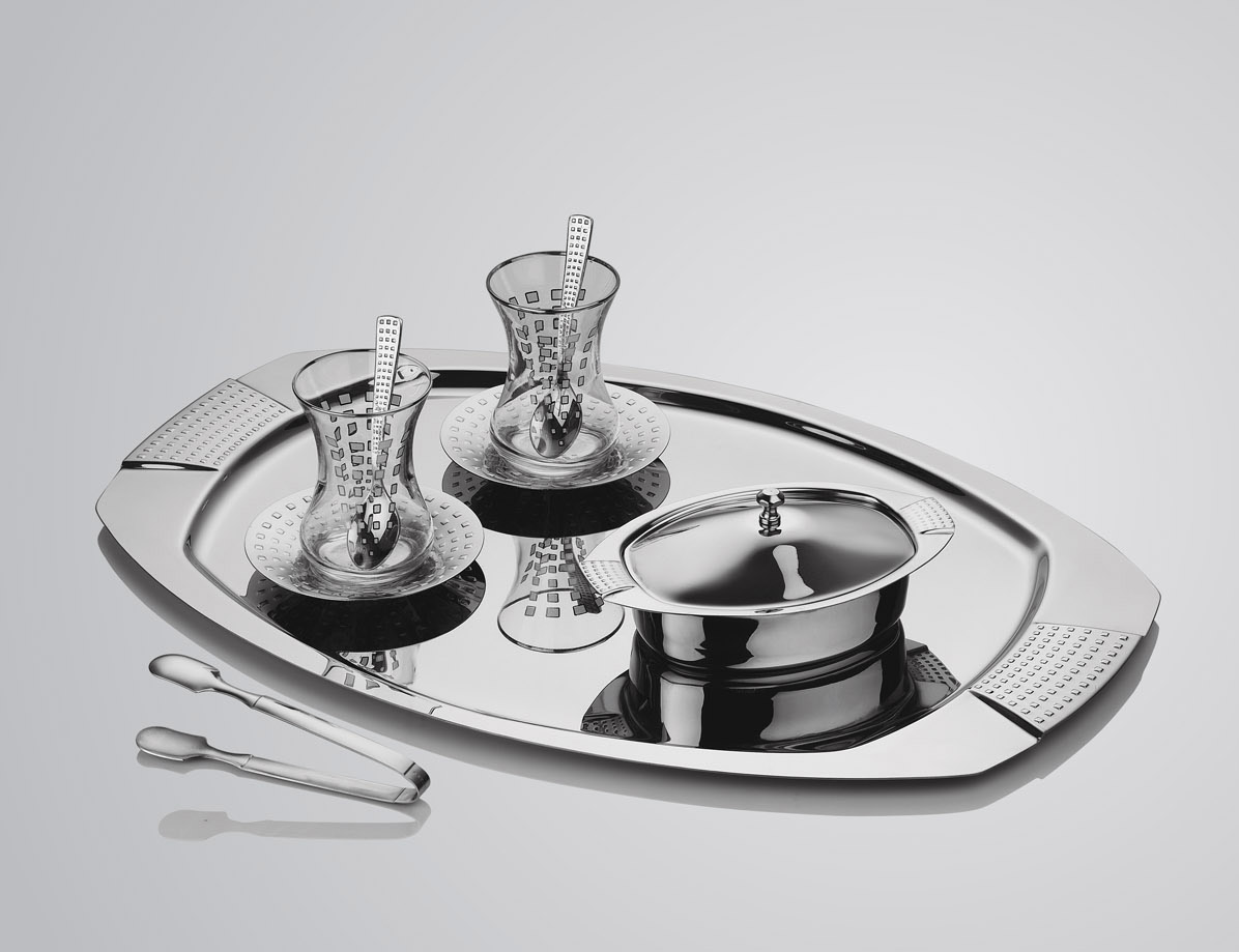 Model: Destan Zümrüt Tea Sets